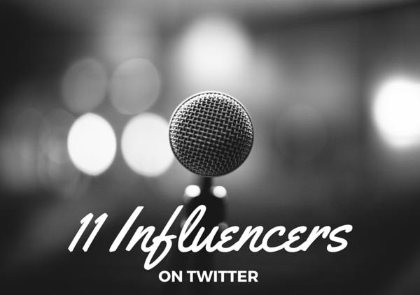 influencers en twitter