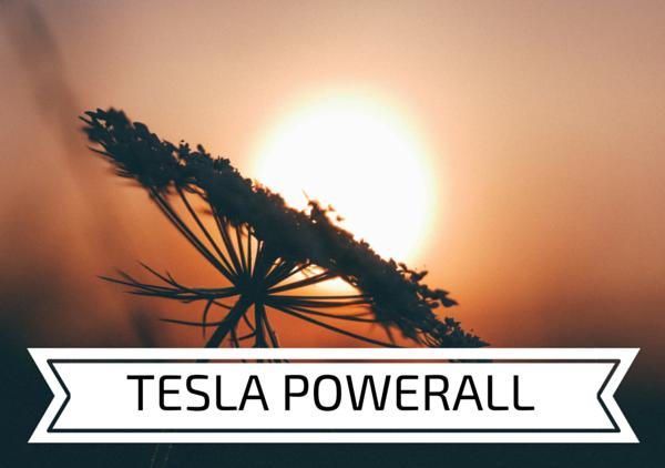 Descubre en qué consiste la Tesla Powerwall