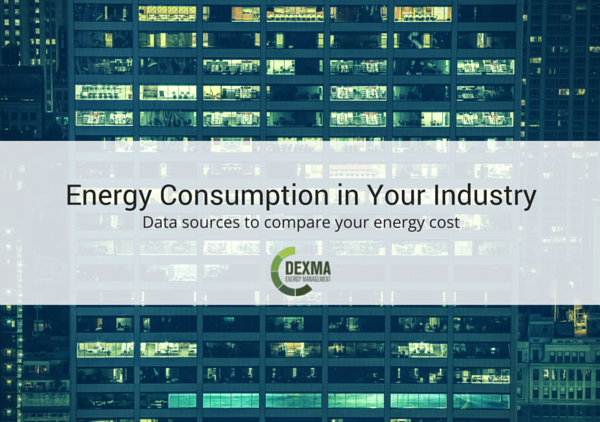 Energy Consumption in my industry