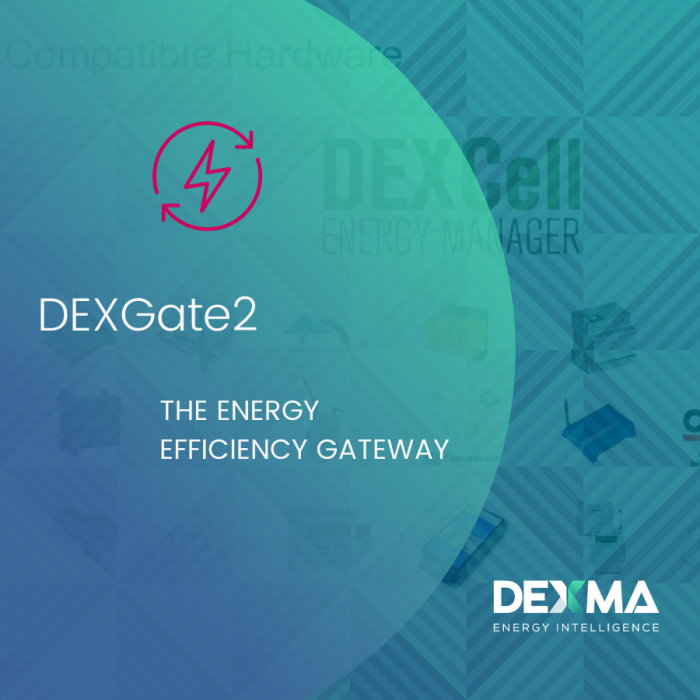 DEXGate2: The Energy Efficiency Gateway