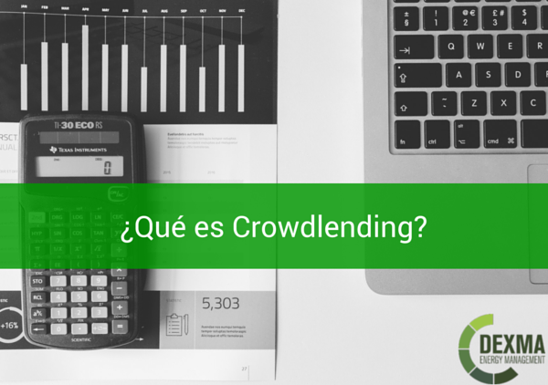¿Qué es Crowdlending?