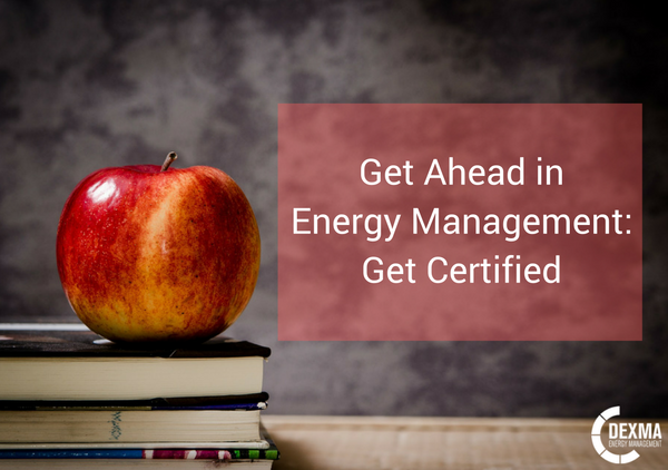 Certified Energy Manager - Get Ahead your Competition!