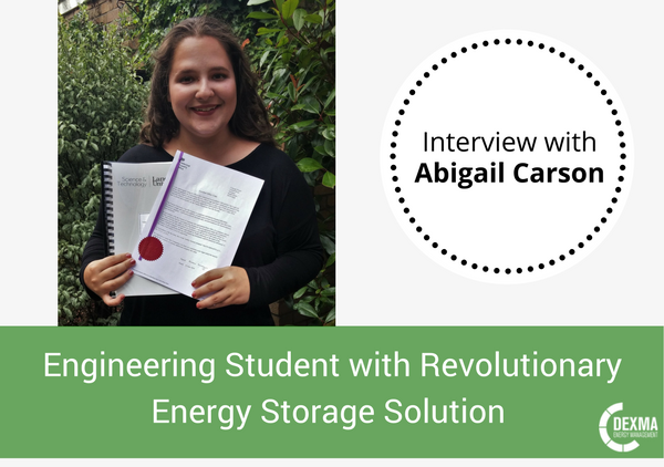 Interview Abigail Carson