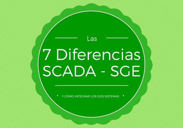 Diferencias SCADA - SGE