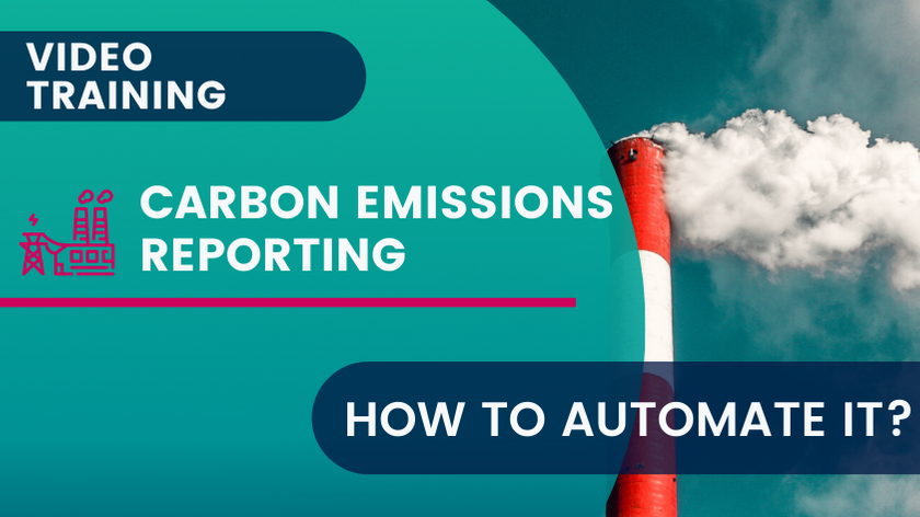 How to Automate Carbon Emissions Reporting