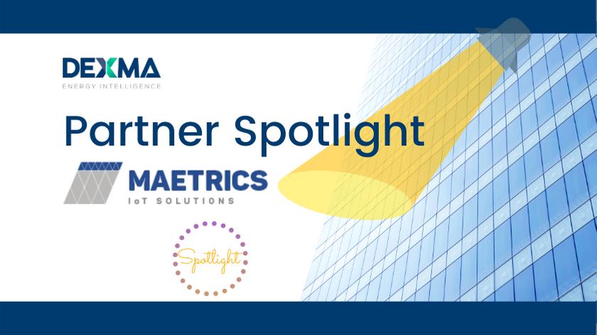 DEXMA Partner Spotlight: Maetrics (Italy)