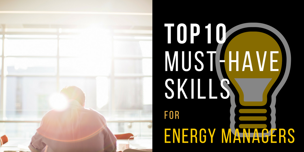 energy manager skills