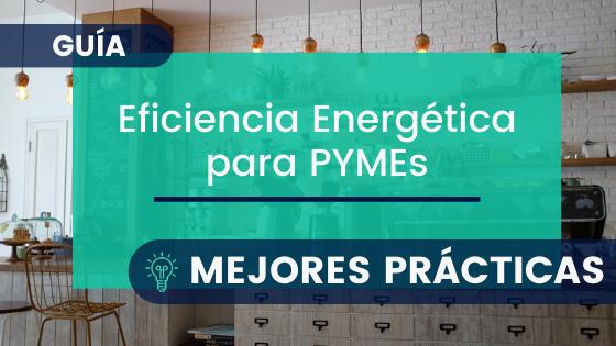 Eficiencia Energética para PYMEs [GUÍA]