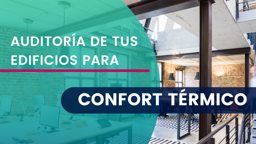Confort Térmico en Edificios: estrategias