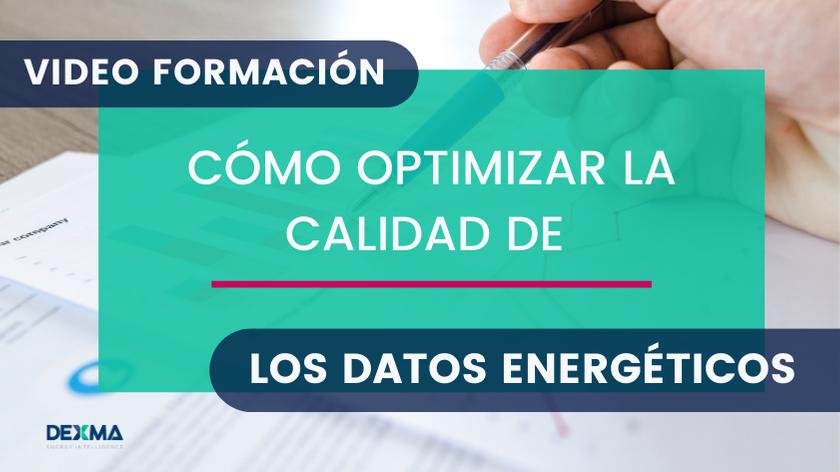 Cómo Optimizar la Calidad de los Datos Energéticos [WEBINAR]