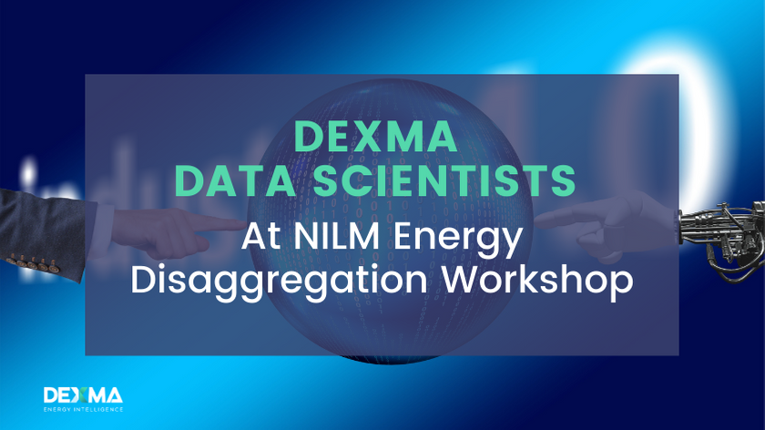 DEXMA Data Scientists At NILM Energy Disaggregation Workshop