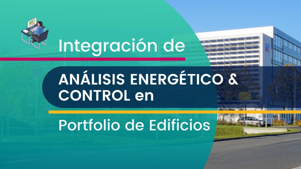 Cómo integrar control y análisis energético en edificios