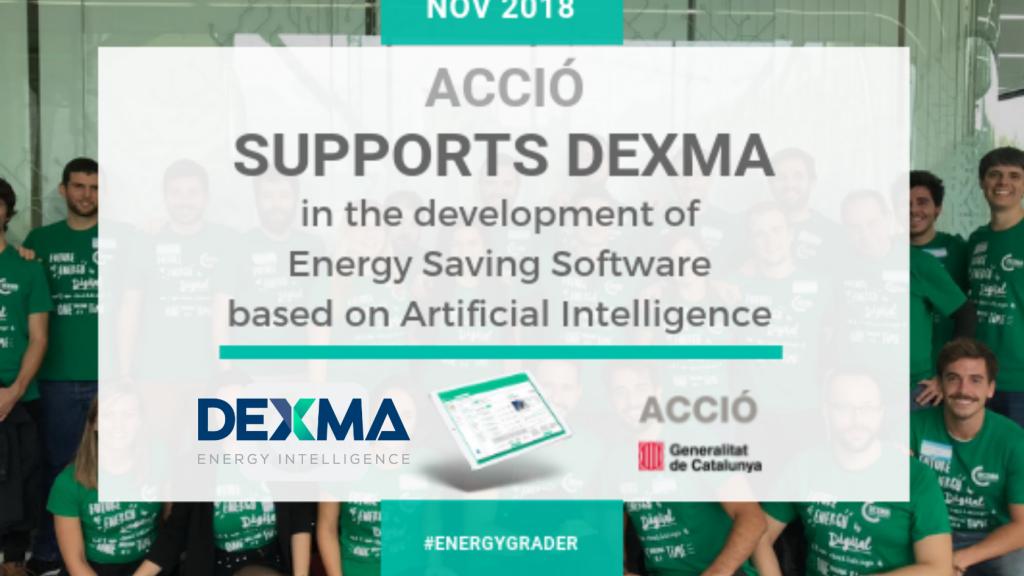 Press-release_DEXMA-Acció