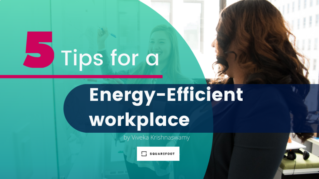 Energy-Efficient Workplace