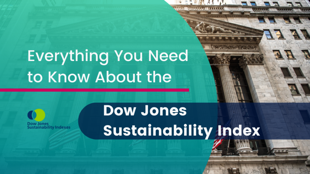 What is the Dow Jones Sustainability Index