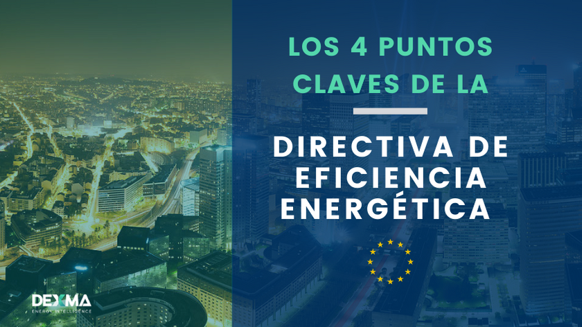 4 Puntos Clave de la Directiva Europea de Eficiencia Energética