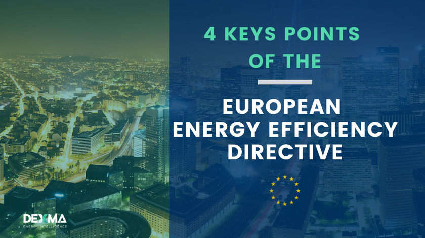 4 Key points of the European Energy Efficiency Directive