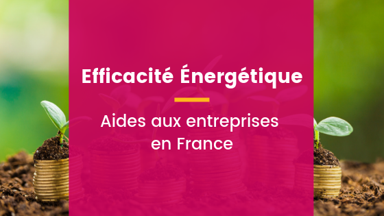 Aides aux entreprises en France