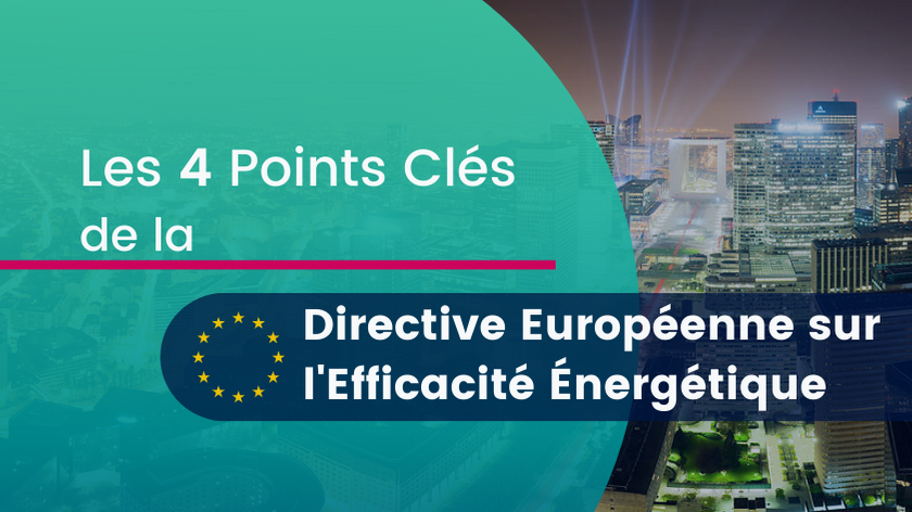 Directive Européenne sur l'Efficacité Énergétique