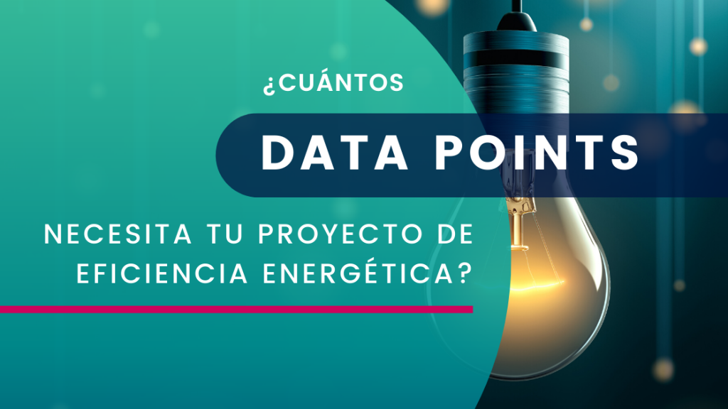 Cuántos Data points necesitas