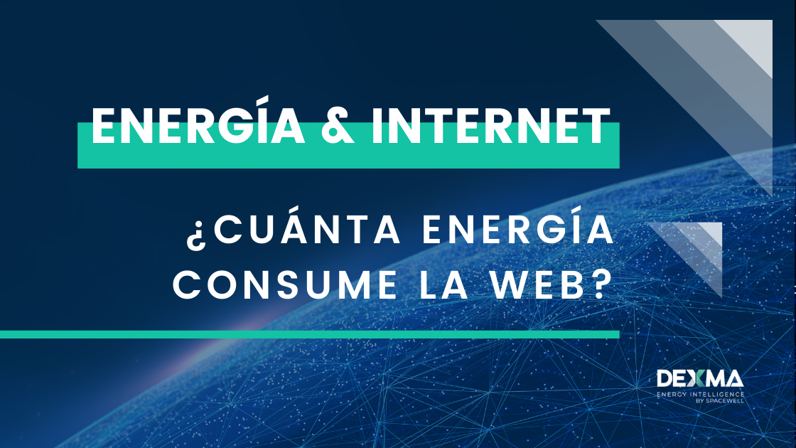 ¿Cuál es el consumo energético de la web?