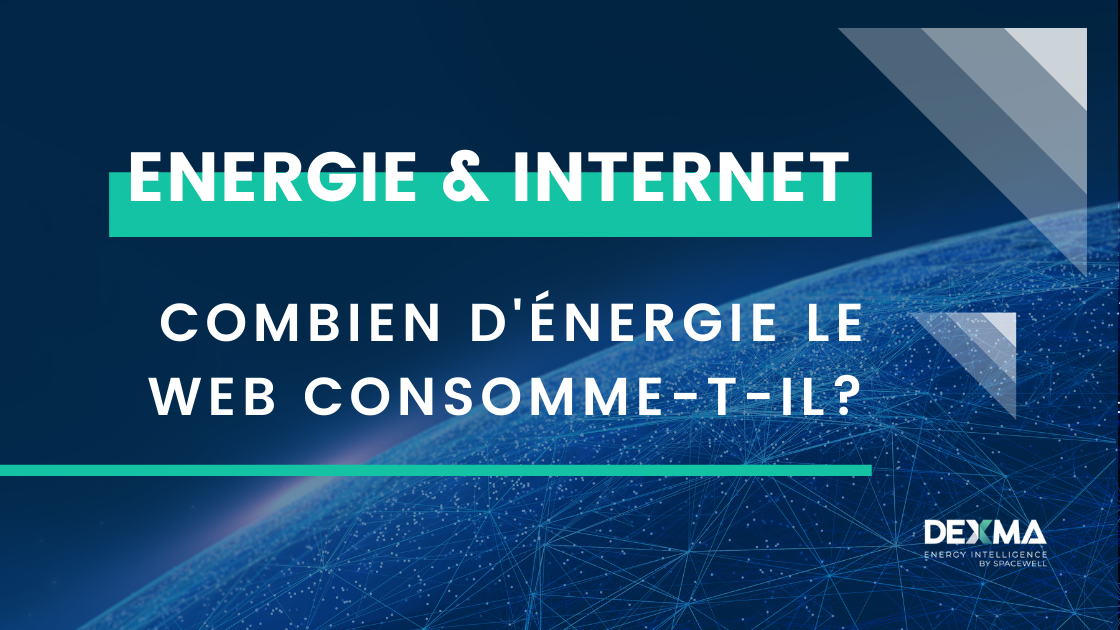 combien d'énergie le web consomme-t-il?