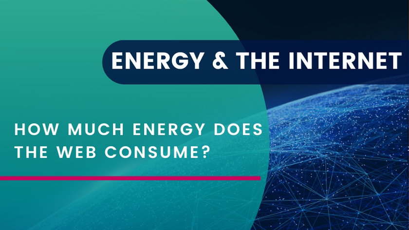 How Much Energy Does The Web Consume?