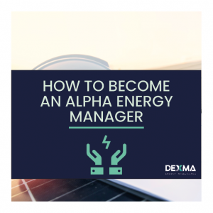 Becoming An Alpha Energy Manager