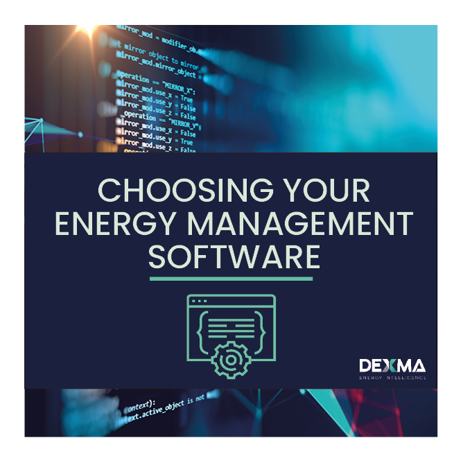 Choosing Your Energy Management Software