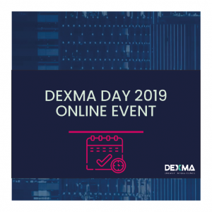 DEXMA Day 2019 Online Event