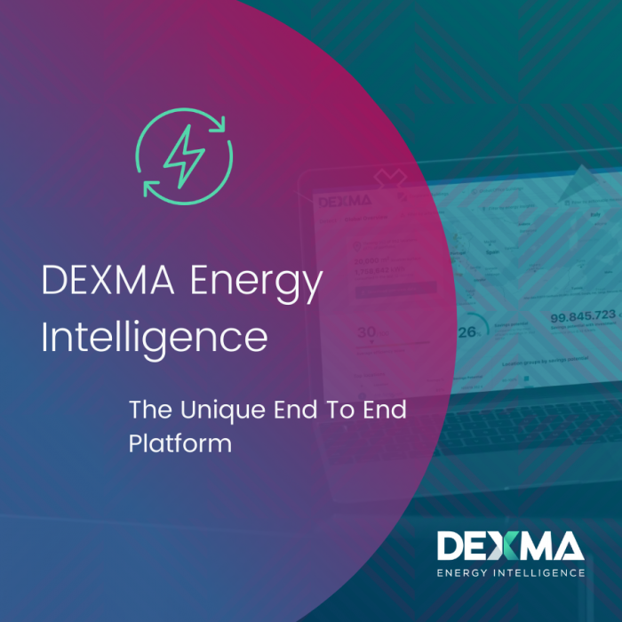 DEXMA Energy Intelligence | The Unique End to End Platform