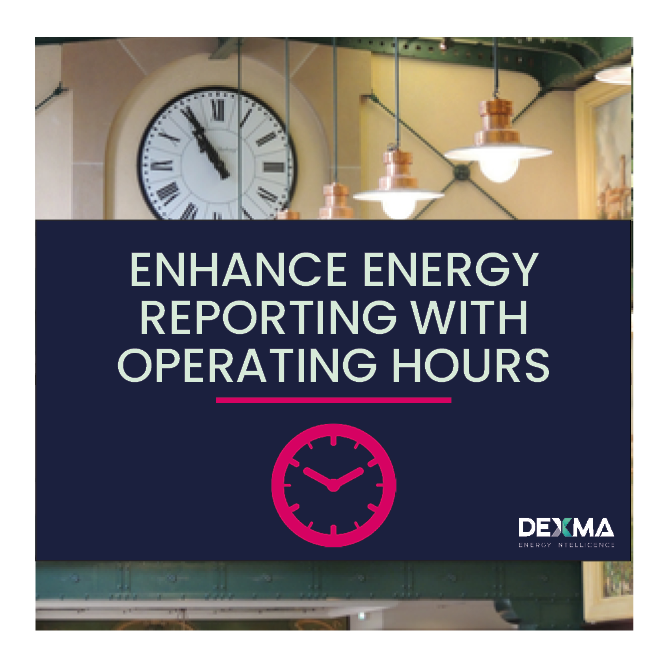 Enhance Energy Reporting with Operating Hours