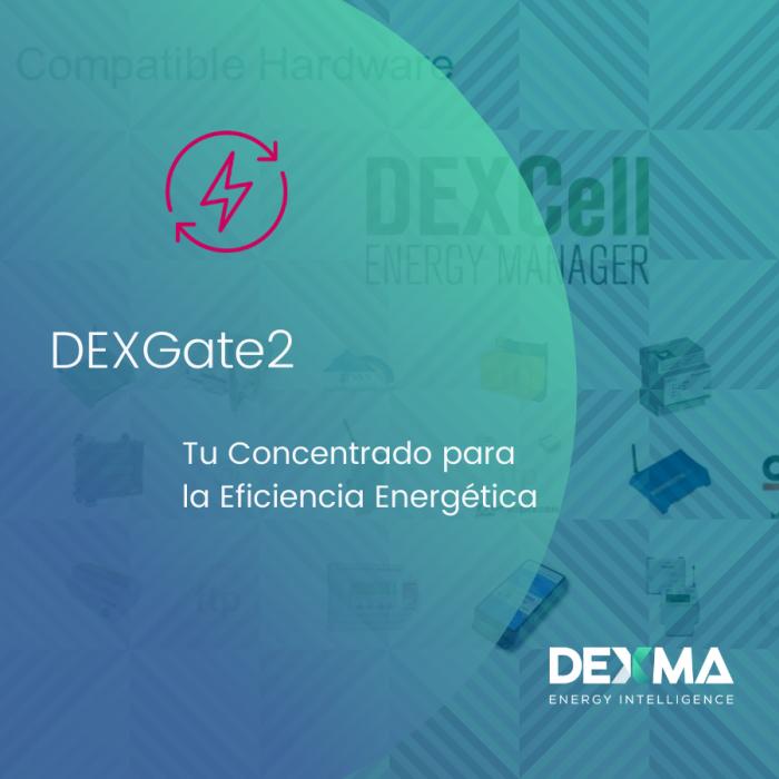DEXGate2: Tu Concentrador para la Eficiencia Energética