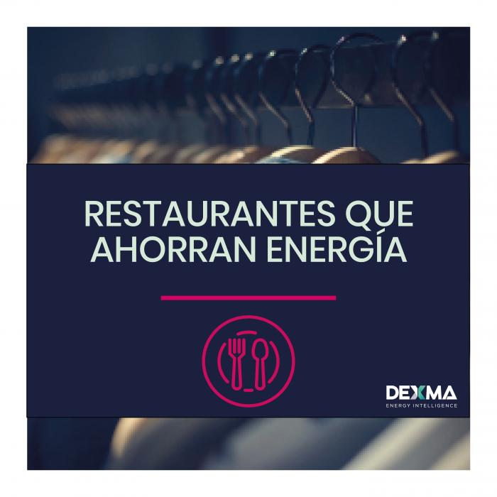 Restaurantes que Ahorran Energía