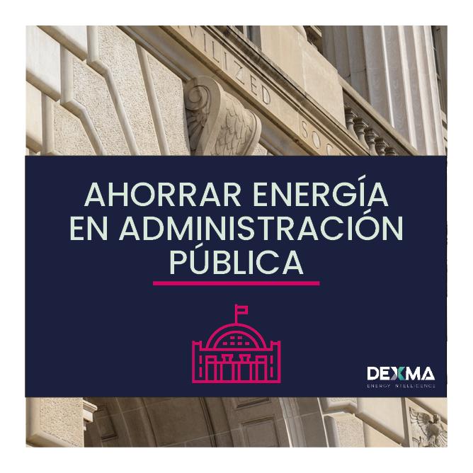 Ahorrar Energía en la Administración Pública
