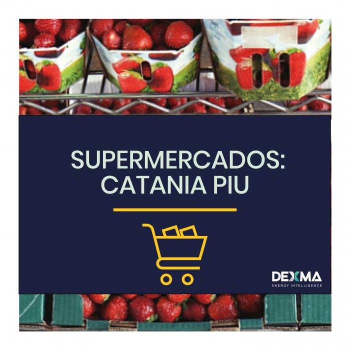 Supermercados Catania Piu