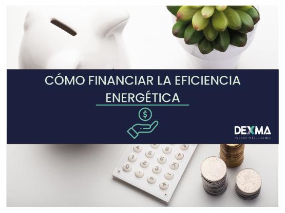 como financiar le eficiencia energética