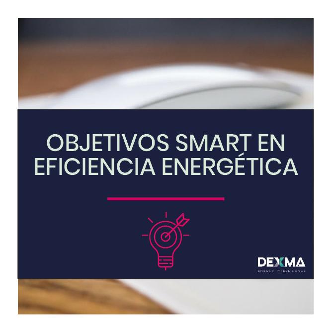 Objetivos SMART en Eficiencia Energética