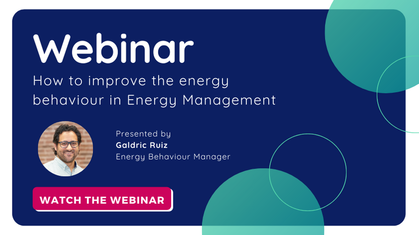 Improve the energy behaviour in energy management
