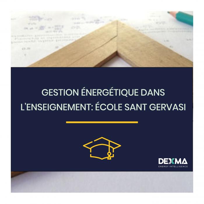 L'Énergie dans l'Enseignement – École Sant Gervasi