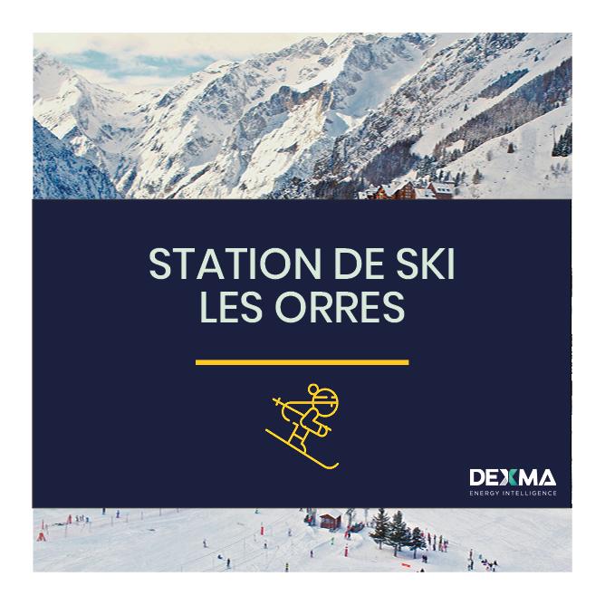 Gestion Énergétique – Station de Ski des Orres