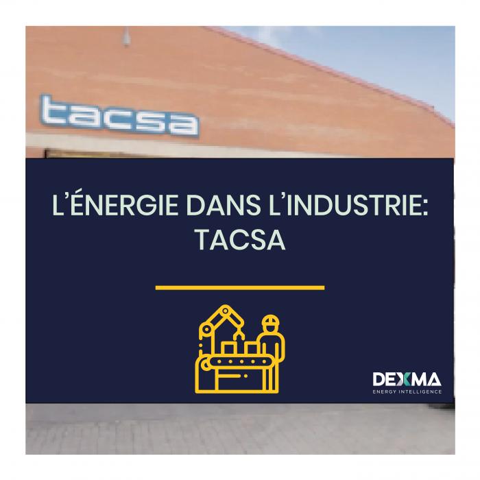 Gestion de l'Énergie dans L'Industrie – TACSA