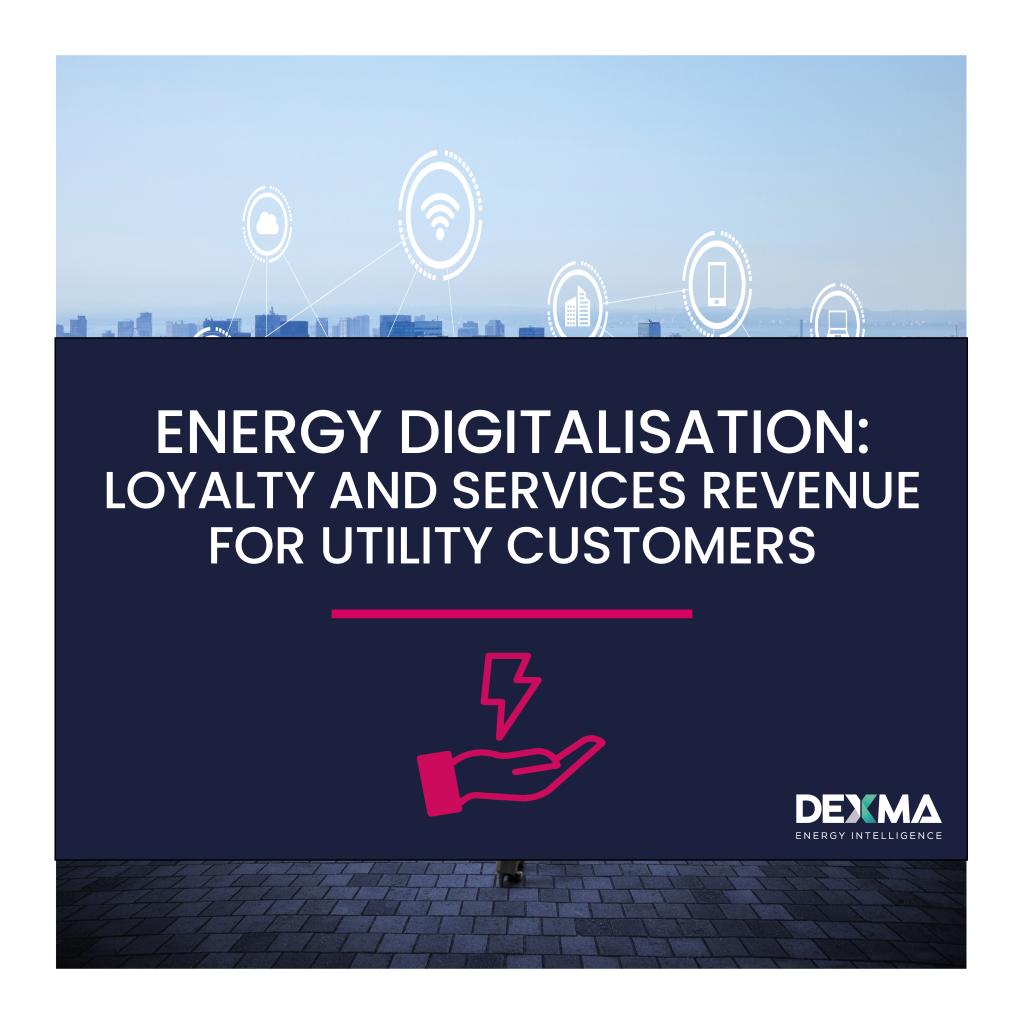Dexma Detect Energy Digitalisation for Utilities