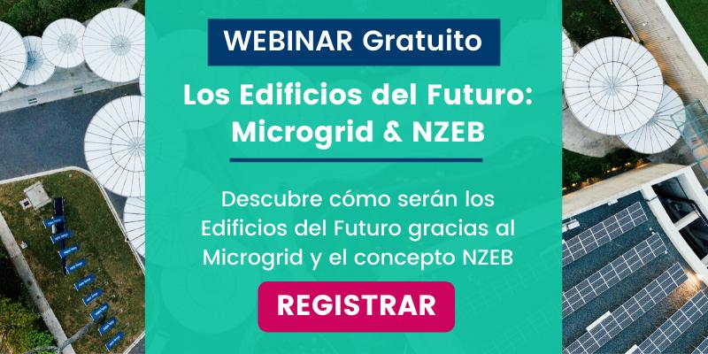 Webinar Microgrid y edificios de consumo energético casi nulo