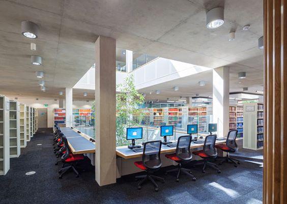 Library Stratford University