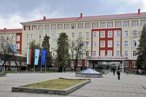 Université de Sofia NZEB