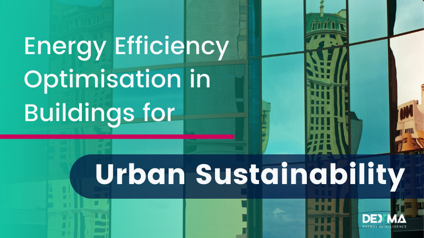 Energy Efficiency Optimisation in Buildings for Urban Sustainability
