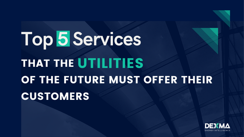 Top 5 Services that the Utilities of the future must offer their customers