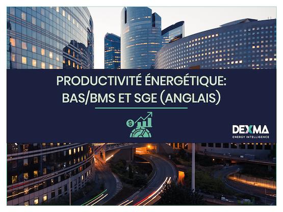 Productivité Énergétique BAS et SGE