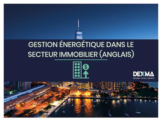 Gestion Énergétique dans le secteur immobilier
